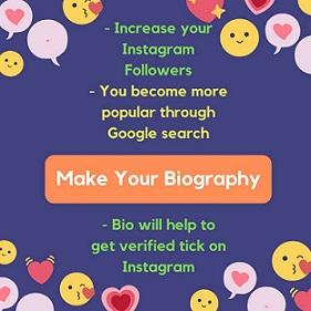 Make Your Biography