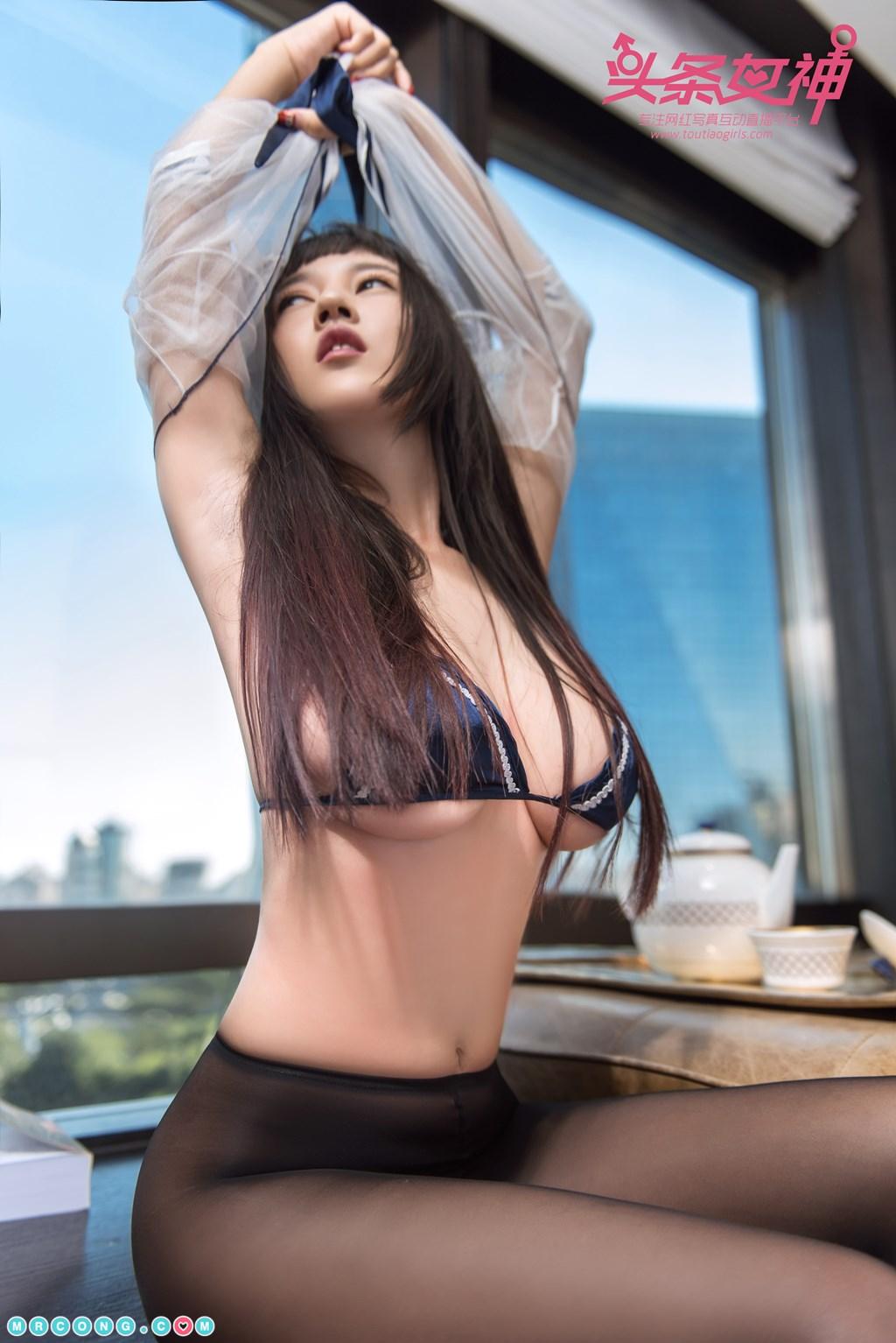Image TouTiao-2017-12-12-Da-Han-MrCong.com-018 in post TouTiao 2017-12-12: Người mẫu Da Han (大晗) (27 ảnh)