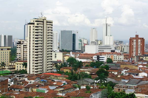 مدينة كالي، كولومبيا.