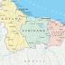 Por que Suriname e as Guianas não disputam a Libertadores