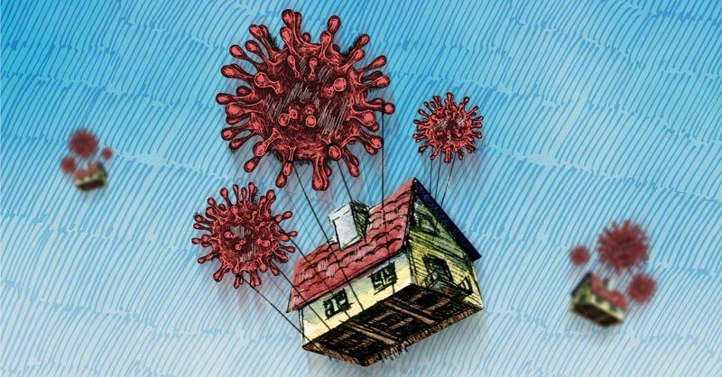 El mercado inmobiliario después de la pandemia del Covid-19