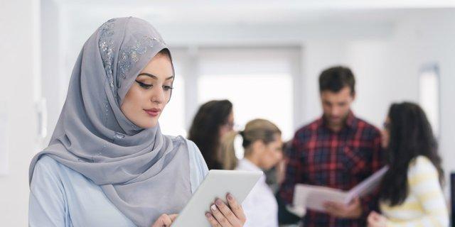 Jenis-Jenis Hijab Syar'I Jadi Trend