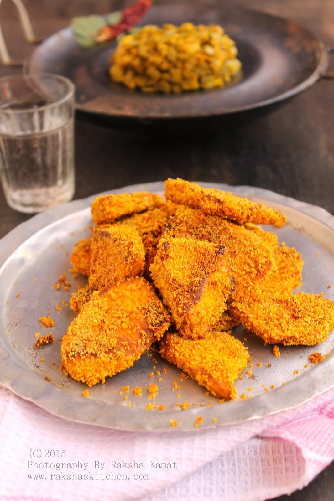 Fried Breadfruit | Breadfruit Rava Fry | Neerpanas Fodi ...