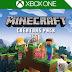 Minecraft Creators Pack Xbox One dlc