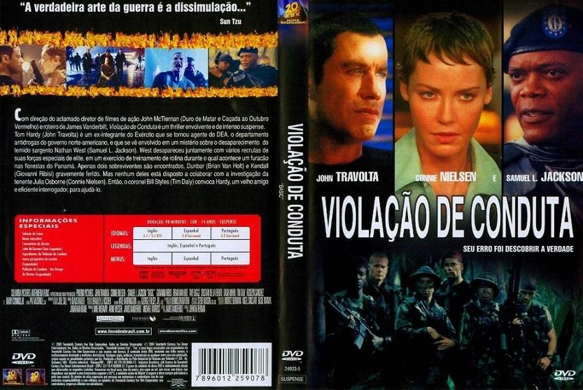 VIOLAÇÃO DE CONDUTA (DUAL ÁUDIO/1080P) – 2003 Poster