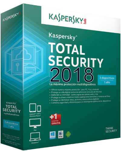Kaspersky Total Security 2018 Crack Full Download - Full