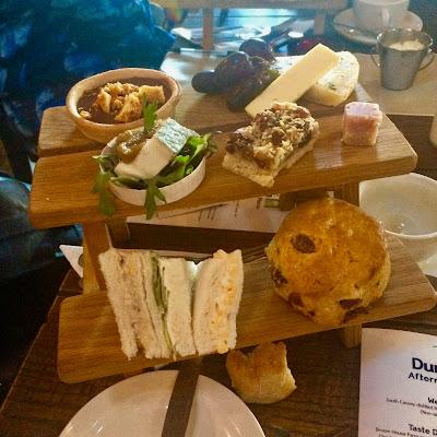 South Causey Inn Afternoon Tea