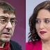"""Monedero a Díaz Ayuso: """"Por vuestra culpa hay ancianos sin camas ni respiradores"""""""