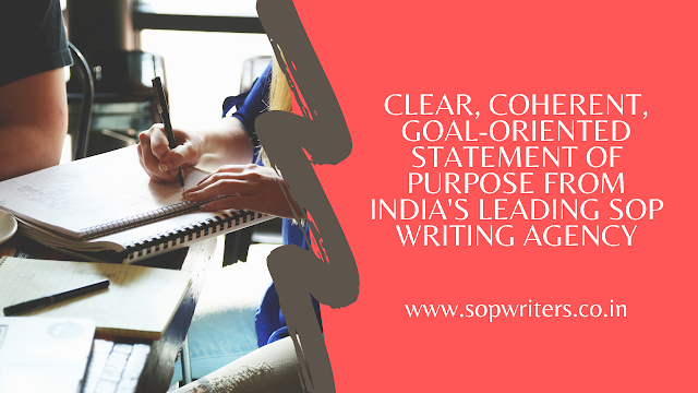 statement of purpose writers delhi