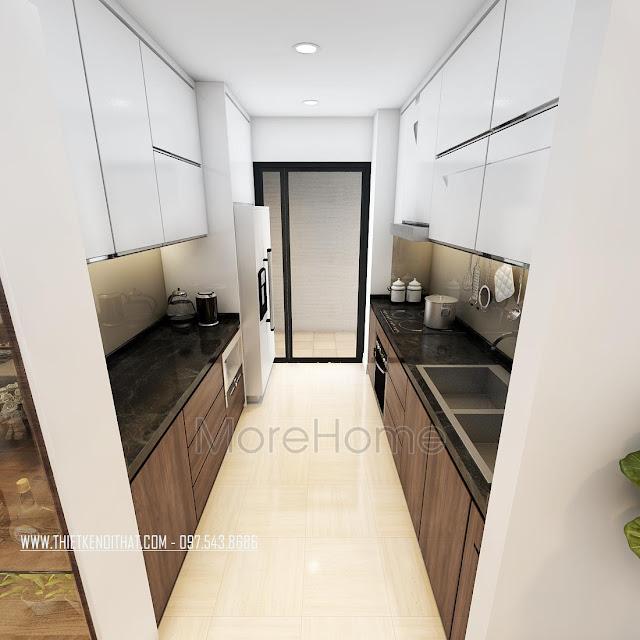 Gợi ý cách thiết kế nội thất nhà bếp tiết kiệm và đẹp 1
