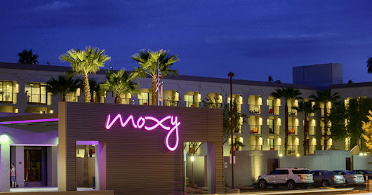 The Moxy Hotels: Creating Experiences as the New Marketing Approach (by Lea Scholz)