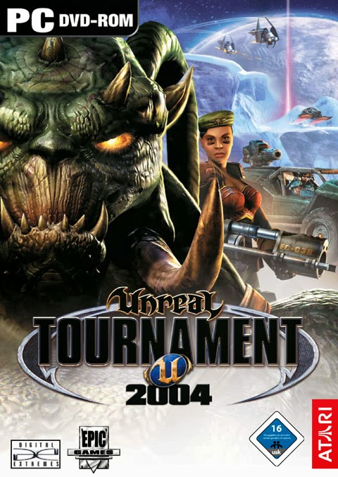 Unreal Tournament 2004 Full Online Free Download PC - Free ...