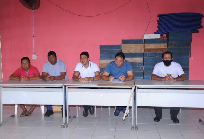 Matões: Secretaria de Esporte reúne representantes de times para retomada dos campeonatos