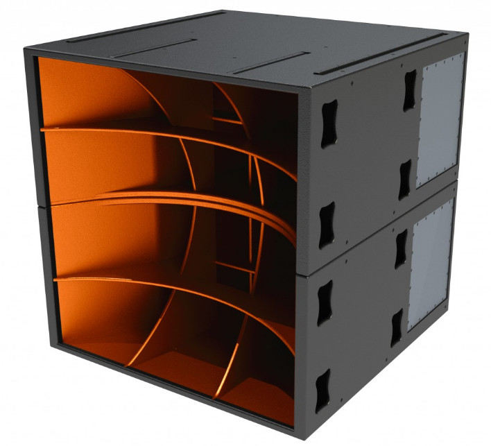 Skema Box Speaker Subwoofer 18 Inch Danley BC218