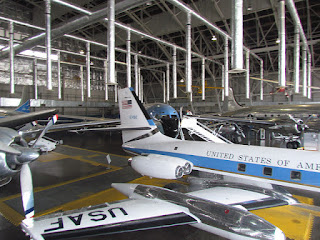 Air Force One Hanger