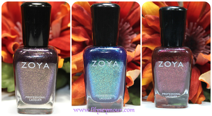 Zoya 2014 Fall Collection