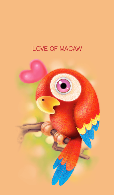 Love of Macaw