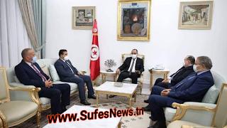 رئيس الحكومة يستقبل عددا من نواب جهة القصرين