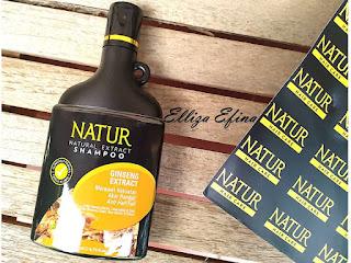 shampoo natur