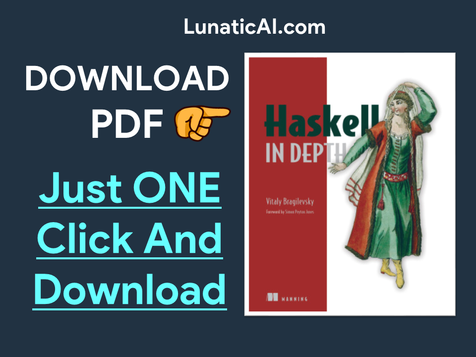 Haskell in Depth PDF Github