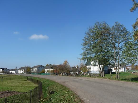 Село Задеревач Стрийського району, Україна