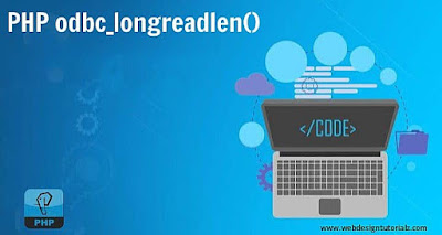 PHP odbc_longreadlen() Function
