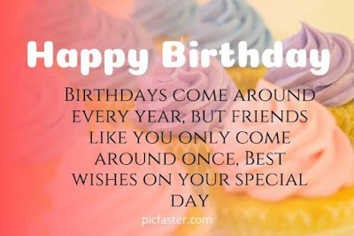 Top New - Happy Birthday Best Friend Images, Quotes Photos [2020]