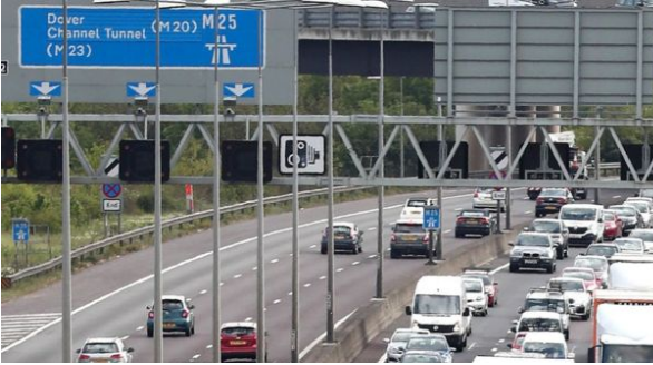 england best and worst motorway 2018
