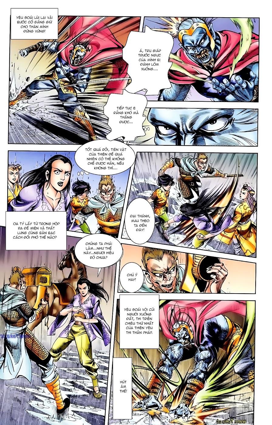 Cơ Phát Khai Chu Bản chapter 110 trang 28
