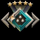 medal crusader