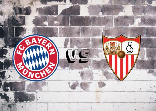 Bayern München vs Sevilla  Resumen y Partido Completo