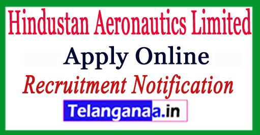 HAL Hindustan Aeronautics Limited Recruitment Notification 2017 Apply