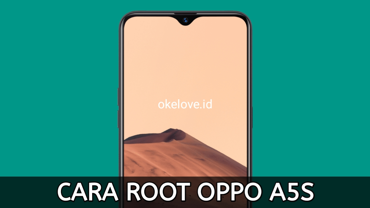 Cara Root OPPO A5S Tanpa PC