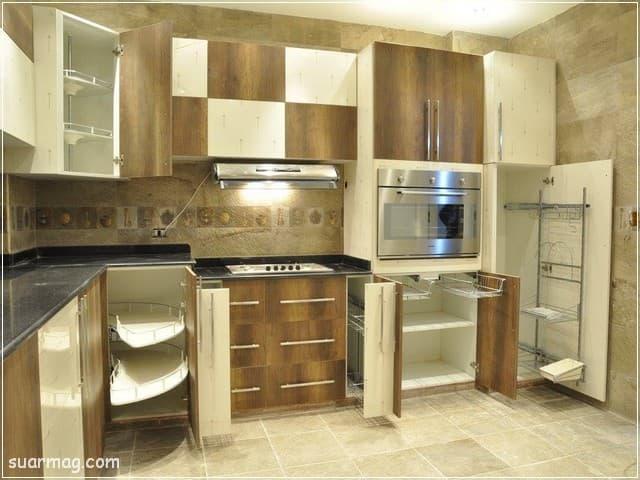 مطابخ خشب 2020 9   Wood Kitchens 2020 9
