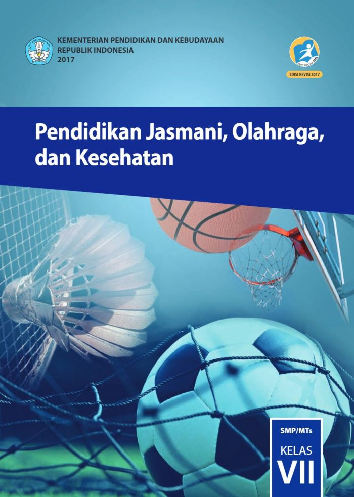 Buku Siswa SMP Kelas 7 Pendidikan Jasmani Olahraga dan Kesehatan