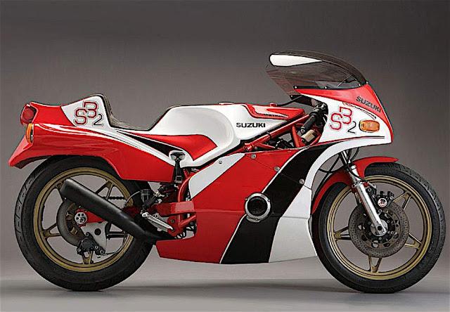 Bimota SB2 1970s Italian sports motorbike