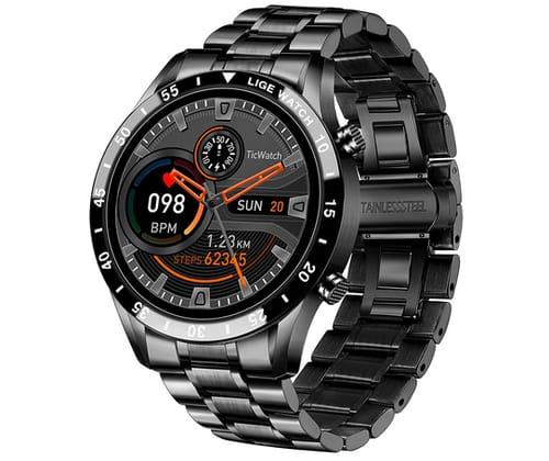 LIGE 2021 Bluetooth Calls Voice Smart Watch