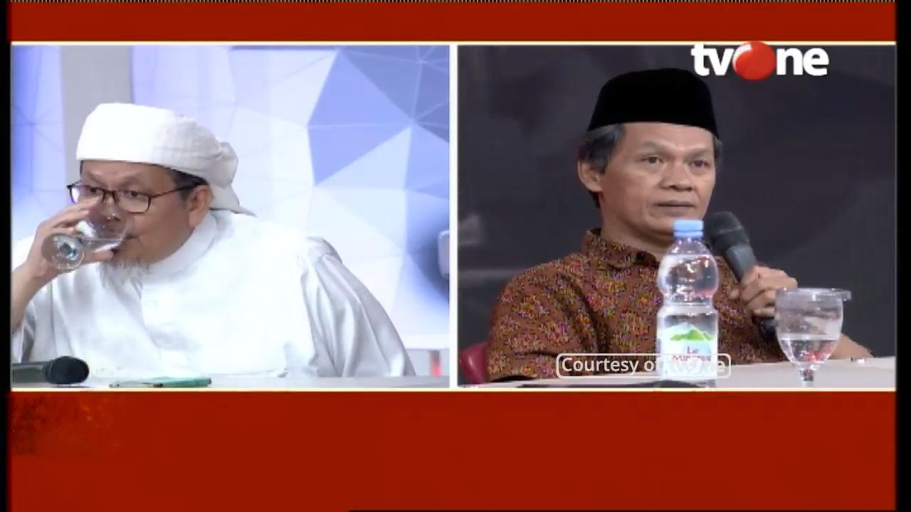 Sebut KH Tengku Zulkarnain Radikal Tengah, Alasan Agus Muhammad Bikin Bingung