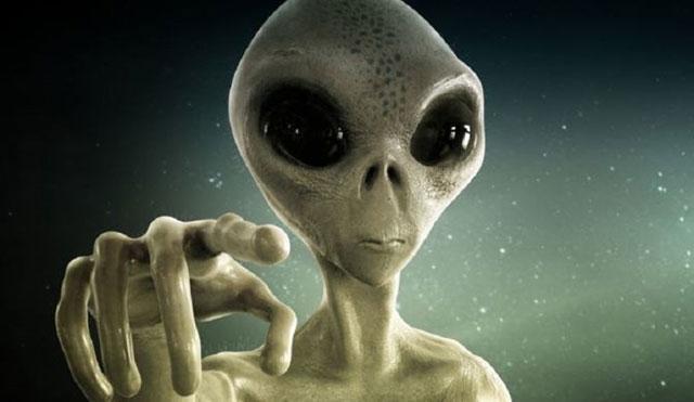 Pembajakan alien bernama Vrillon
