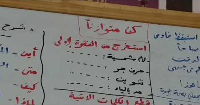شرح تفاعلي قصة عادات صحية - الصف الثاني الابتدائي - منهج العربي