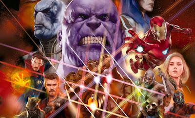 Avengers Infinity War Promo Poster