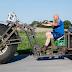 Njemac napravio najveće biciklo na svijetu!