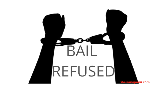 9 reasons why court may refuse to grant you bail