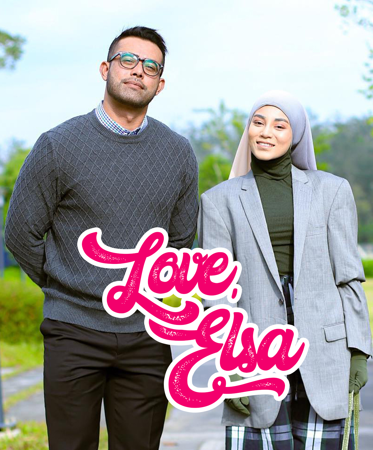 Drama Love, Elsa Episod 1-24(Akhir)