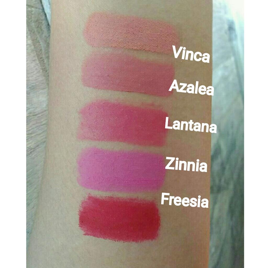 Review Purbasari Hi Matte Lip Cream Kayu Sirih Warna Shade