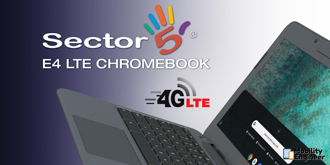 Sector 5 LTE Chromebook (And my futuristic ideas to use retro tech to close the Digital Divide)