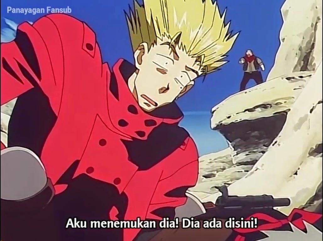 Download Trigun Episode 01 Subtitle Indonesia