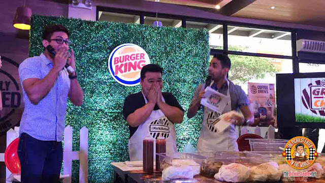 Burger King Event