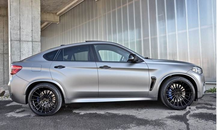 Bmw X6 M By Ds Automobile Looks Smashing Auto Bmw Review