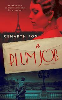 A Plum Job by Cenarth Fox book cover